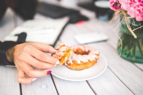 Stoppen met emotie-eten